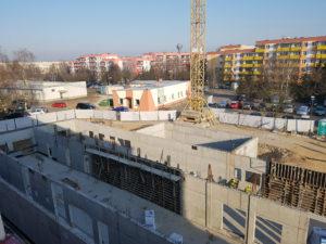 Zakończenie budowy skrzydła szpitala w Słupcy
